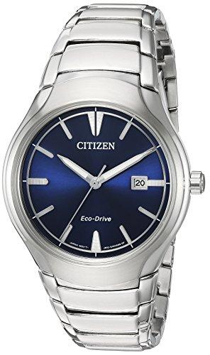 シチズン 逆輸入 海外モデル 海外限定 アメリカ直輸入 AW1550-50L 【送料無料】Citizen Men's Dress Titanium Japanese-Quartz Watch with Stainless-Steel Strap, Silver, 26 (Model: AW1550-50Lシチズン 逆輸入 海外モデル 海外限定 アメリカ直輸入 AW1550-50L