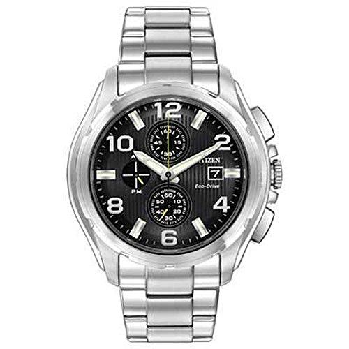 シチズン 逆輸入 海外モデル 海外限定 アメリカ直輸入 CA0271-56E 【送料無料】Citizen Men's ECO-Drive Chronograph Watch with Black DIAL CA0271-56Eシチズン 逆輸入 海外モデル 海外限定 アメリカ直輸入 CA0271-56E