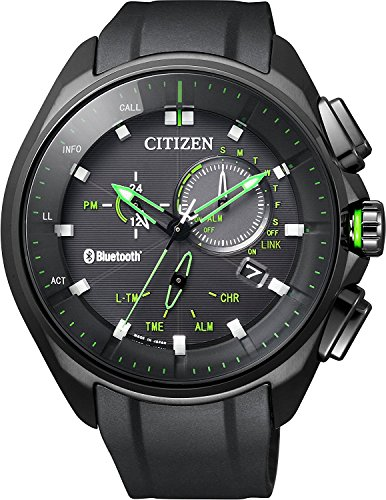 シチズン 逆輸入 海外モデル 海外限定 アメリカ直輸入 BZ1028-04E 【送料無料】Men's Citizen Eco-Drive Proximity Black Polyurethane Smartwatch BZ1028-04Eシチズン 逆輸入 海外モデル 海外限定 アメリカ直輸入 BZ1028-04E