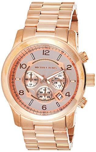 マイケルコース 腕時計 メンズ マイケル・コース アメリカ直輸入 MK8096 Michael Kors Men's Runway Rose Gold-Tone Watch MK8096マイケルコース 腕時計 メンズ マイケル・コース アメリカ直輸入 MK8096
