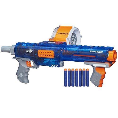 ナーフ エヌストライク アメリカ 直輸入 エリート NERF NStrike Elite Rampage Sonic Ice Series Blasterナーフ エヌストライク アメリカ 直輸入 エリート