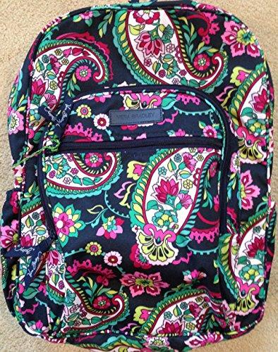 ヴェラブラッドリー ベラブラッドリー アメリカ フロリダ州マイアミ 日本未発売 15021-154 Vera Bradley Lighten Up Campus Backpack in Petal Paisleyヴェラブラッドリー ベラブラッドリー アメリカ フロリダ州マイアミ 日本未発売 15021-154