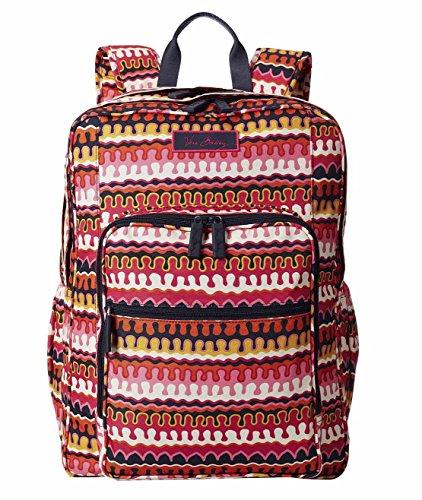 ヴェラブラッドリー ベラブラッドリー アメリカ フロリダ州マイアミ 日本未発売 13823-269 Vera Bradley Lighten Up Large Backpack in Rio Squiggleヴェラブラッドリー ベラブラッドリー アメリカ フロリダ州マイアミ 日本未発売 13823-269