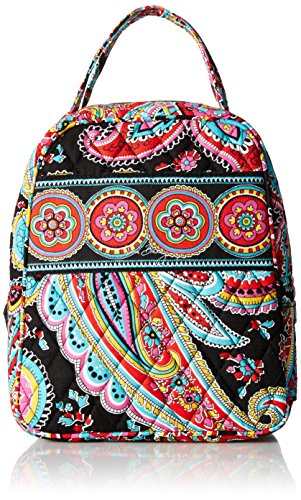 ヴェラブラッドリー ベラブラッドリー アメリカ フロリダ州マイアミ 日本未発売 12370 【送料無料】Vera Bradley Women's Signature Cotton Lunch Bunch Lunch Bag, Parisian ヴェラブラッドリー ベラブラッドリー アメリカ フロリダ州マイアミ 日本未発売 12370
