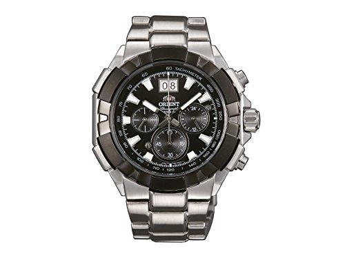 オリエント 腕時計 メンズ 【送料無料】Orient Mens Watch Sporty quartz Chronograph TV00002Bオリエント 腕時計 メンズ