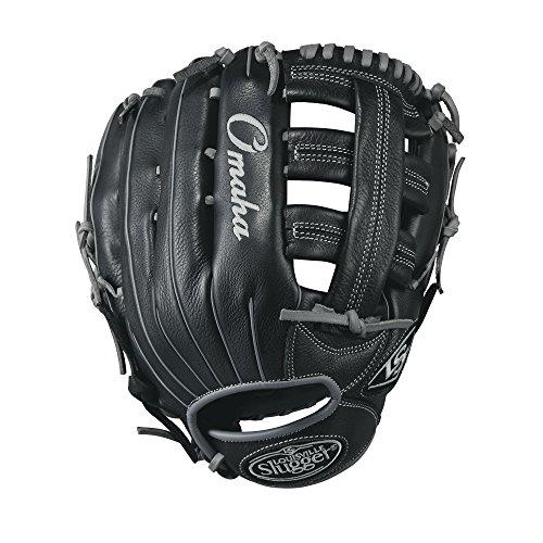 グローブ 内野手用ミット ルイビルスラッガー 野球 ベースボール WTLOMLB17125 Louisville Slugger Omaha Baseball Gloves, Right Hand, 12.5