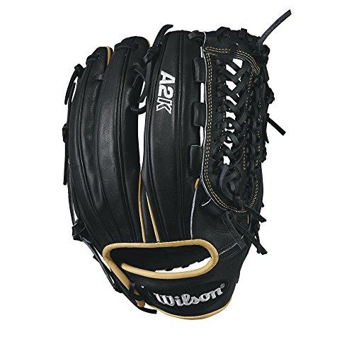 グローブ 内野手用ミット ウィルソン 野球 ベースボール WTA2KRB17D33 【送料無料】Wilson 2017 A2K D33 Baseball Glove, Blonde/Black, 11.75