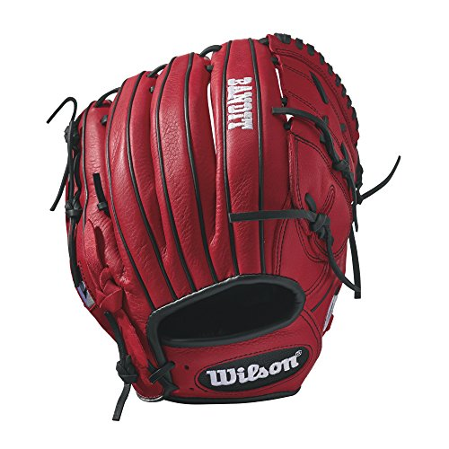 グローブ 内野手用ミット ウィルソン 野球 ベースボール WTA12RB17B212 Wilson Bandit B212 Baseball Glove, 12