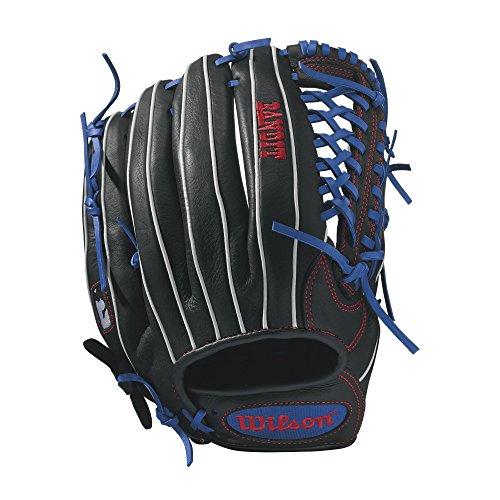グローブ 外野手用ミット ウィルソン 野球 ベースボール WTA12RB17KP92 Wilson Bandit Kp92 Baseball Glove, 12.5