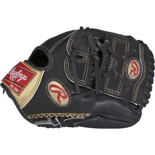 グローブ 外野手用ミット ローリングス 野球 ベースボール RGG205-9B 【送料無料】Rawlings Gold Glove Series Baseball Glove, Regular, 2-Piece Solid Web, 11-3/4 Inchグローブ 外野手用ミット ローリングス 野球 ベースボール RGG205-9B