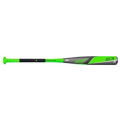 バット イーストン 野球 ベースボール メジャーリーグ 8033603 Easton S3 ALUMINIUM Youth Baseball Bat, 31