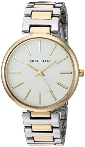 アンクライン 腕時計 レディース AK/2787SVTT 【送料無料】Anne Klein Women's AK/2787SVTT Two-Tone Bracelet Watchアンクライン 腕時計 レディース AK/2787SVTT
