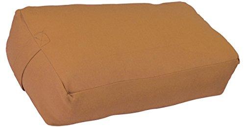 ヨガ フィットネス Y042BOLRUS03 【送料無料】YogaAccessories Supportive Rectangular Cotton Yoga Bolster - Fawnヨガ フィットネス Y042BOLRUS03