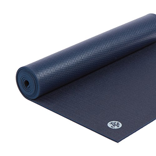 ヨガマット フィットネス 112011110 Manduka 112011110 Prolite Yoga and Pilates Mat, Midnight, 79