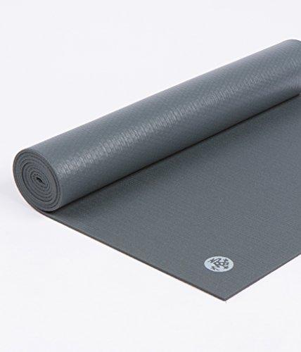 ヨガマット フィットネス 112011070 【送料無料】Manduka PROlite Yoga and Pilates Mat, Thunder, 79
