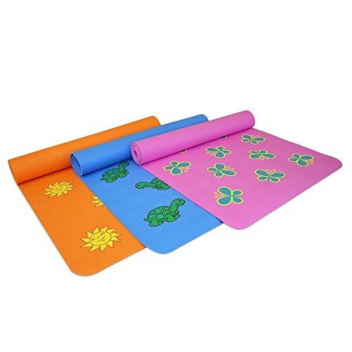 ヨガマット フィットネス A241MATTRTKD YogaDirect Fun Yoga Mat For Kids - Turtleヨガマット フィットネス A241MATTRTKD