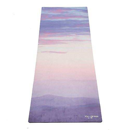 ヨガマット フィットネス 712038224487 The Combo Yoga Mat. Luxurious, Non-Slip, Mat/Towel Designed to Grip Better w/Sweat! Machine Washable, Eco-Friendly. Ideal for Hot Yoga, Bikram, Ashtanga, or Sweaty Practice (Brヨガマット フィットネス 712038224487