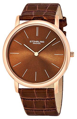 腕時計 ストゥーリングオリジナル メンズ 601.3345K55 【送料無料】Stuhrling Original Men's Classic Ascot Watch # 601.3345K55腕時計 ストゥーリングオリジナル メンズ 601.3345K55
