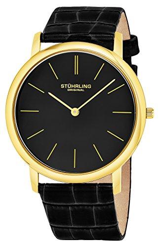 腕時計 ストゥーリングオリジナル メンズ 601.33351 【送料無料】Stuhrling Original Men's Classic Swiss 'Ascot' Watch #601.33351腕時計 ストゥーリングオリジナル メンズ 601.33351