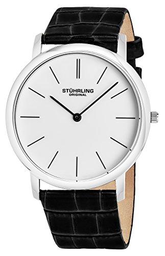 ストゥーリングオリジナル 腕時計 メンズ 601.33152 【送料無料】Stuhrling Original Men's Classic Swiss 'Ascot' Watch #601.33152ストゥーリングオリジナル 腕時計 メンズ 601.33152