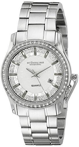 ストゥーリングオリジナル 腕時計 レディース 910.01 Stuhrling Original Women's 910.01 Symphony Calliope Analog Display Quartz Silver Watchストゥーリングオリジナル 腕時計 レディース 910.01