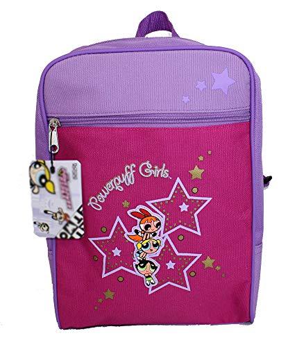 パワーパフガールズ バッグ バックパック リュックサック カートゥーンネットワーク BC19943 New Powerpuff Girl's Mini Backpack 2-Day-Shippingパワーパフガールズ バッグ バックパック リュックサック カートゥーンネットワーク BC19943