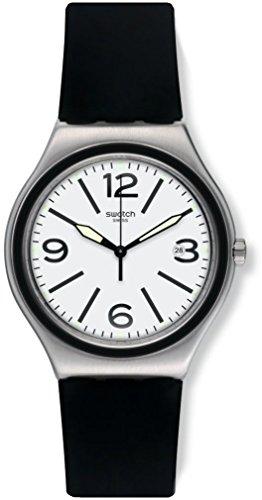 スウォッチ 腕時計 メンズ YWS424 【送料無料】Swatch Irony Quartz Movement White Dial Men's Watch YWS424スウォッチ 腕時計 メンズ YWS424