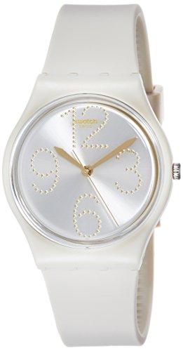 スウォッチ 腕時計 レディース GT107 Swatch Women's Digital Quartz Watch with Silicone Strap GT107スウォッチ 腕時計 レディース GT107