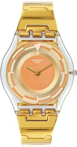 スウォッチ 腕時計 レディース SFE104G Swatch SFE104G SCHUPE Ladies Watch Quartz Movementスウォッチ 腕時計 レディース SFE104G