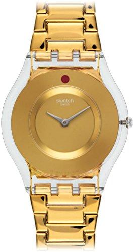 スウォッチ 腕時計 レディース SFK399G Swatch Unto Rosso Ladies Watch SFK399Gスウォッチ 腕時計 レディース SFK399G