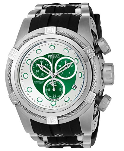 インヴィクタ インビクタ ボルト 腕時計 メンズ 21813 【送料無料】Invicta Men's Bolt Quartz Watch with Stainless-Steel Strap, Two Tone, 36.8 (Model: 21813)インヴィクタ インビクタ ボルト 腕時計 メンズ 21813