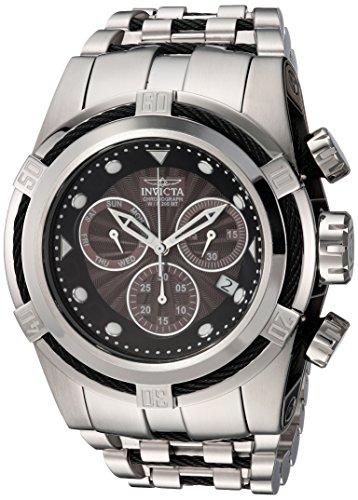 インヴィクタ インビクタ ボルト 腕時計 メンズ 23908 【送料無料】Invicta Men's Bolt Quartz Watch with Stainless Steel Strap, Silver, 32 (Model: 23908)インヴィクタ インビクタ ボルト 腕時計 メンズ 23908