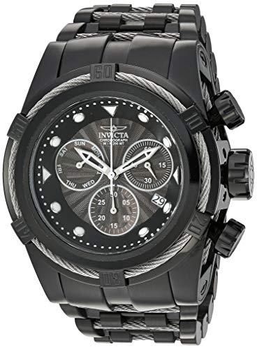 腕時計 インヴィクタ インビクタ ボルト メンズ 23916 【送料無料】Invicta Men's Bolt Quartz Watch with Stainless-Steel Strap, Black, 36.8 (Model: 23916)腕時計 インヴィクタ インビクタ ボルト メンズ 23916
