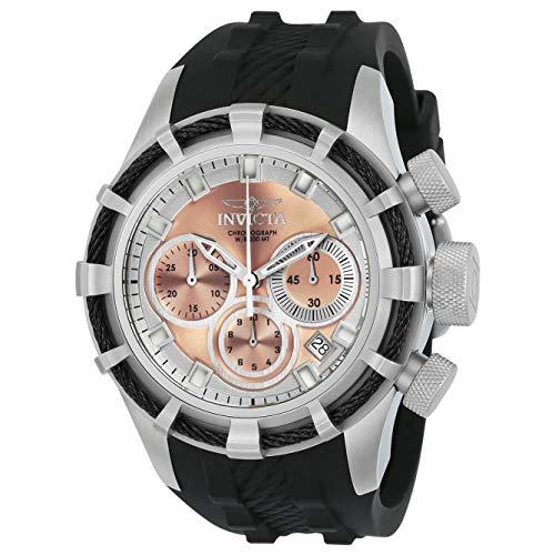 インヴィクタ インビクタ ボルト 腕時計 メンズ 22149 【送料無料】Invicta 50mm Men's Bolt Quartz Chronograph Silicone Strap Watch-22149インヴィクタ インビクタ ボルト 腕時計 メンズ 22149