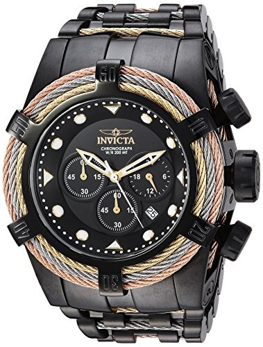 インヴィクタ インビクタ ボルト 腕時計 メンズ 23050 【送料無料】Invicta Men's Bolt Quartz Watch with Stainless-Steel Strap, Two Tone, 27.8 (Model: 23050)インヴィクタ インビクタ ボルト 腕時計 メンズ 23050