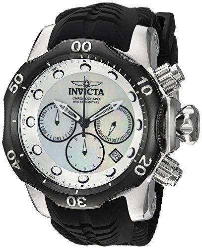 インヴィクタ インビクタ ベノム 腕時計 メンズ 22358 【送料無料】Invicta Men's Venom Stainless Steel Quartz Watch with Silicone Strap, Black, 31 (Model: 22358)インヴィクタ インビクタ ベノム 腕時計 メンズ 22358