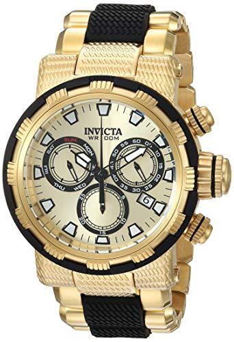 インヴィクタ インビクタ 腕時計 メンズ 23978 【送料無料】Invicta Men's Specialty Quartz Watch with Stainless-Steel Strap, Two Tone, 30 (Model: 23978)インヴィクタ インビクタ 腕時計 メンズ 23978