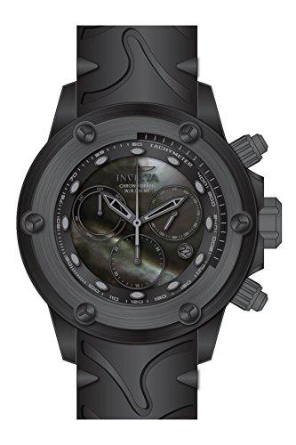 インヴィクタ インビクタ サブアクア 腕時計 メンズ 23928 【送料無料】Invicta Men's Subaqua Chrono 500m Black Stainless Steel / Silicone Watch 23928インヴィクタ インビクタ サブアクア 腕時計 メンズ 23928