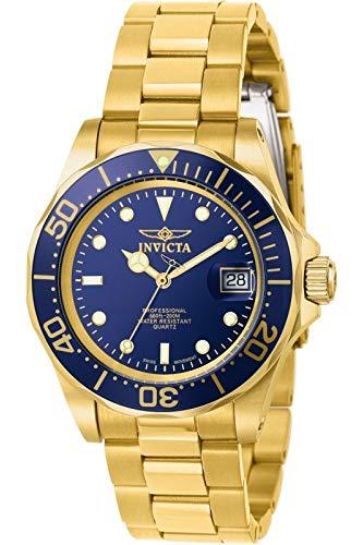 インヴィクタ インビクタ プロダイバー 腕時計 メンズ 9312 Invicta Men's 9312 Pro Diver Gold-Tone Stainless Steel Watch with Link Braceletインヴィクタ インビクタ プロダイバー 腕時計 メンズ 9312