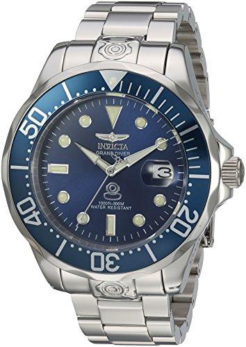 インヴィクタ インビクタ プロダイバー 腕時計 メンズ 16036 【送料無料】Invicta Men's 'Pro Diver' Automatic Stainless Steel Diving Watch, Silver-Toned (16036)インヴィクタ インビクタ プロダイバー 腕時計 メンズ 16036