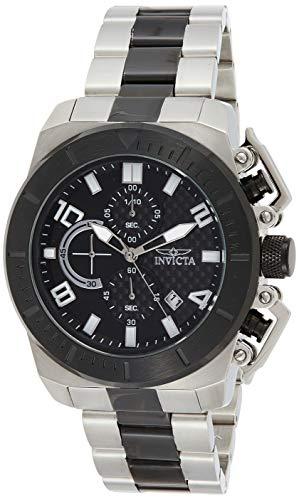 インヴィクタ インビクタ プロダイバー 腕時計 メンズ 23408 Invicta Men's Pro Diver Japanese-Quartz Watch with Stainless-Steel Strap, Two Tone, 24 (Model: 23408)インヴィクタ インビクタ プロダイバー 腕時計 メンズ 23408