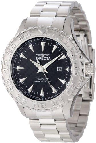 インヴィクタ インビクタ プロダイバー 腕時計 メンズ 12554 Invicta Men's 12554 Pro Diver Ocean Ghost Black Carbon Fiber Dial Stainless Steel Watchインヴィクタ インビクタ プロダイバー 腕時計 メンズ 12554