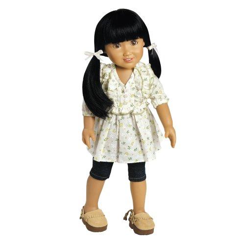 アドラベビードール 赤ちゃん リアル 本物そっくり おままごと 20503003 【送料無料】Adora Friends Jasmine 18