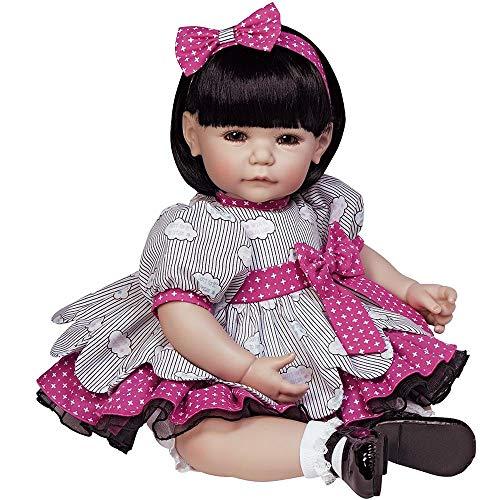 アドラベビードール 赤ちゃん リアル 本物そっくり おままごと 217902 Adora Toddler Little Dreamer 20