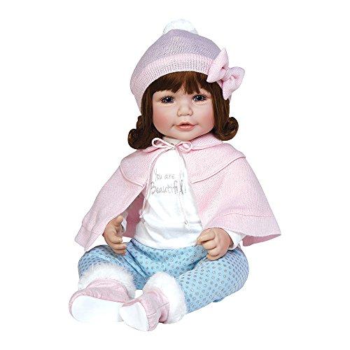 アドラベビードール 赤ちゃん リアル 本物そっくり おままごと 217903 Adora Toddler Jolie 20