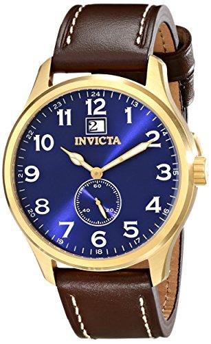 インヴィクタ インビクタ フォース 腕時計 メンズ 15514 【送料無料】Invicta Men's 15514 I-Force Analog Display Japanese Quartz Brown Watchインヴィクタ インビクタ フォース 腕時計 メンズ 15514