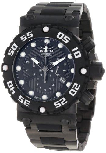 インヴィクタ インビクタ サブアクア 腕時計 メンズ 10046 【送料無料】Invicta Men's 10046 Subaqua Nitro Diver Chronograph Black Dial Watchインヴィクタ インビクタ サブアクア 腕時計 メンズ 10046