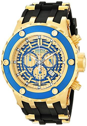 インヴィクタ インビクタ サブアクア 腕時計 メンズ 16827 【送料無料】Invicta Men's 16827 Subaqua Analog Display Swiss Quartz Black Watchインヴィクタ インビクタ サブアクア 腕時計 メンズ 16827