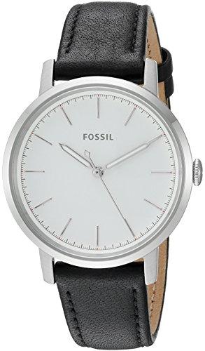 フォッシル 腕時計 レディース ES4186 Fossil Women's ES4186 Neely Three-Hand Black Leather Watchフォッシル 腕時計 レディース ES4186