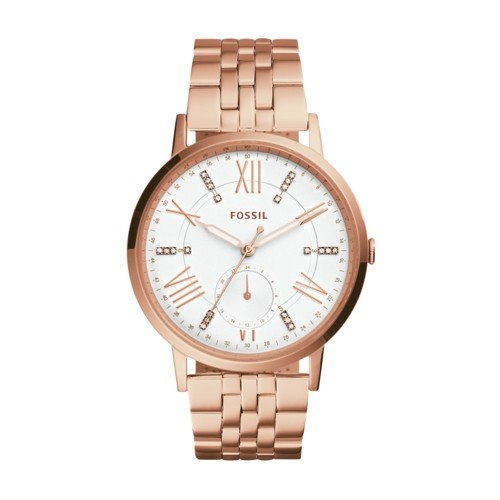 フォッシル 腕時計 レディース ES4246 【送料無料】Fossil Women's ES4246 Gazer Multifunction Rose Gold-Tone Stainless Steel Watchフォッシル 腕時計 レディース ES4246